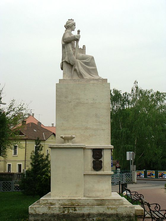 WWI monuments from Mosonmagyaróvár, Hungary