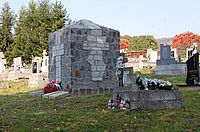 WWI Military cemetery Rokytovce