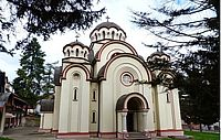 Memorial church of St. Apostles Peter and Paul and the Memorial of the Ossuary in Doboj, Bosnia and Herzegovina