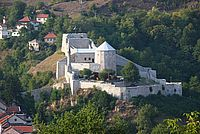 "Medieval Fortress ""Old Town"" in Travnik, Bosnia and Herzegovina"