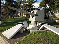 Monument of the Bulgarian Coastal Artillery, Bulgaria