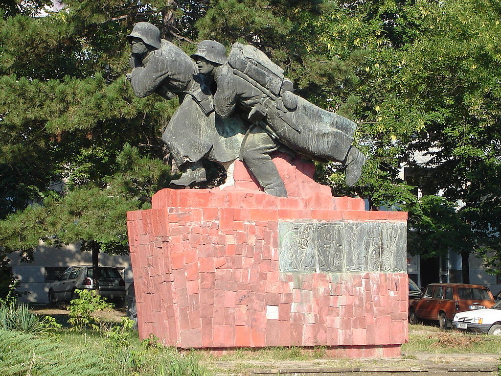 Monument of the perished for the motherland warriors from Targovishte and region, Targovishte, Bulgaria