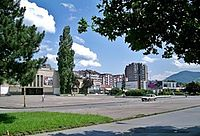 Zenica Railway station, Bosnia and Herzegovina