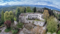 Fort Vraca in Sarajevo, Bosnia and Herzegovina