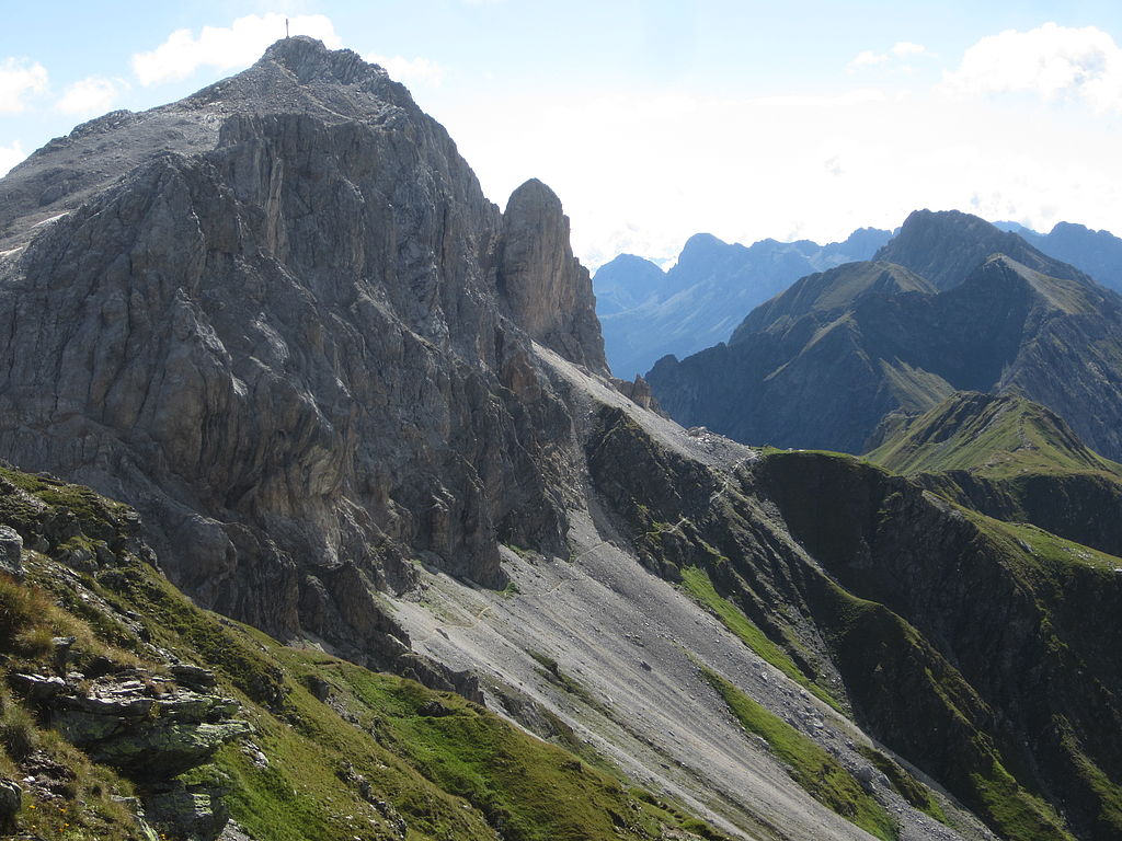 Trail of Peace / Karnischer Höhenweg in the Carnic Alps, East Tyrol and Carinthia, Austria