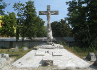 WWI cemeteries in Kecskemét, Hungary