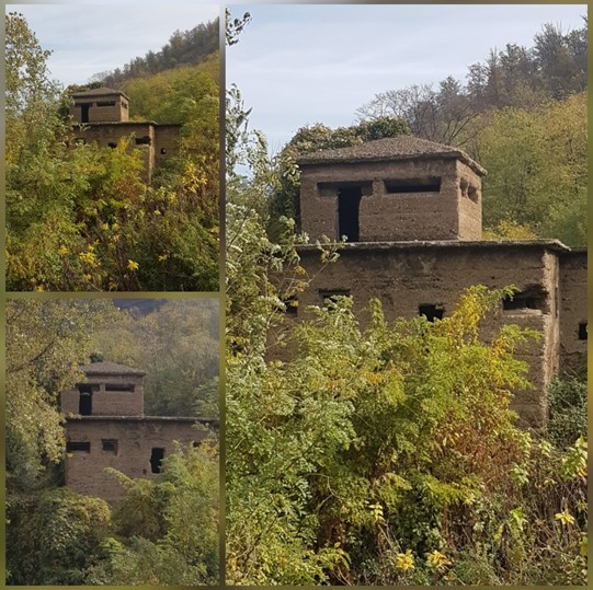 Military Bunkers in Žepče, Bosnia and Herzegovina