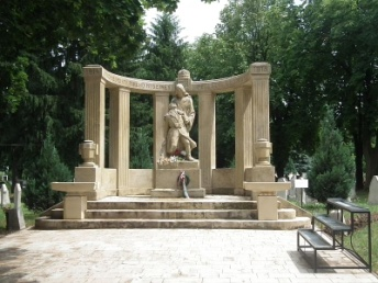 World War One Memorial – Pécs Public Cemetery, Hungary