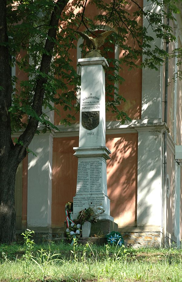 World War I Memorial – Pécs-Somogy