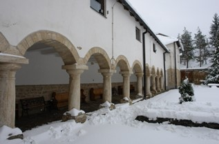 The Franciscan Monastery in Guča Gora, Travnik, Bosnia and Herzegovina