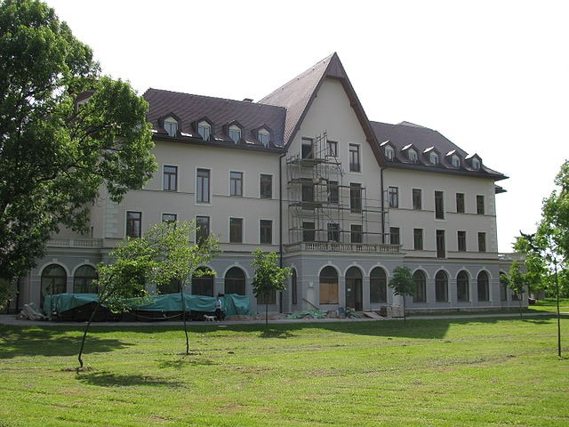 "Hotel ""Bosna"", part of the Spa complex in Ilidža near Sarajevo, Bosnia and Herzegovina"