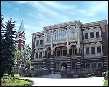 """Konak"" governoral residence in Sarajevo, Bosnia and Herzegovina"